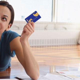 Кредит на карту онлайн без посещения банка и офиса