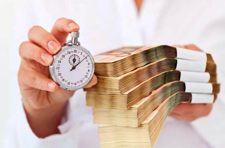 как взять кредит в быстроденьги на карту халва