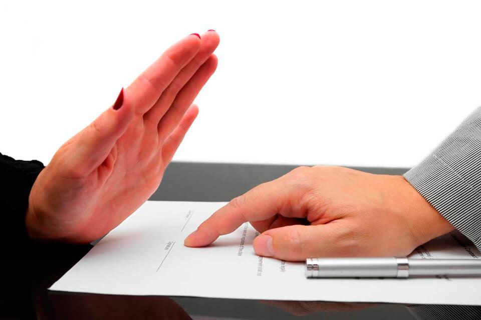 Изображение - Вопрос почему клиентам отказывают в выдаче кредита tkaz-ot-strakhovki