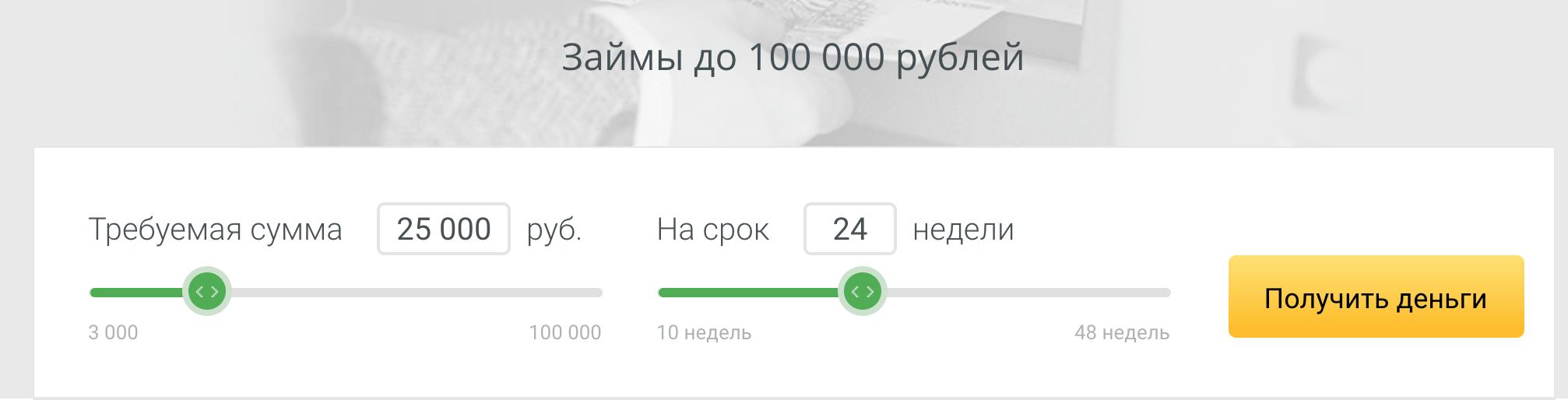 мигкредит оформить заявку онлайн русский стандарт банк кредит калькулятор