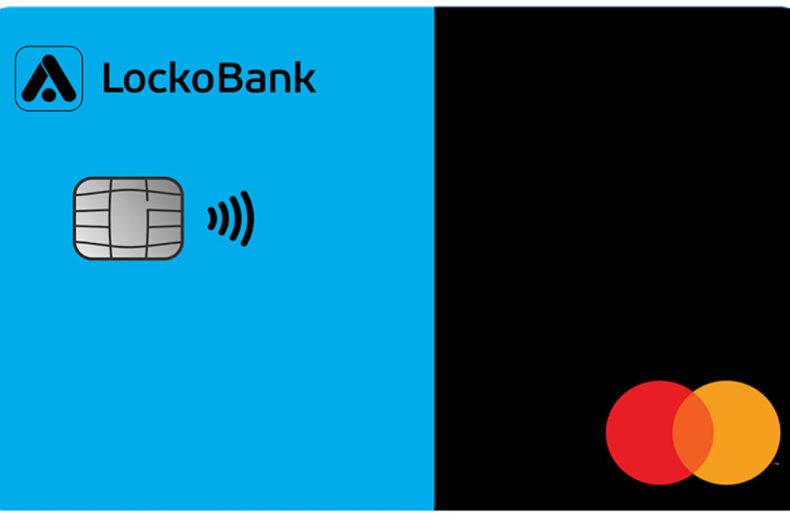 Кредитная карта «ЛокоДжем» от Локо-Банка